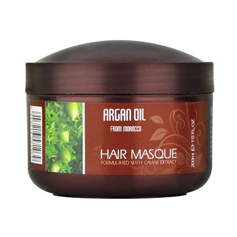 Hair Masque formulated with Caar Extract by Argain Oil from Morocco
