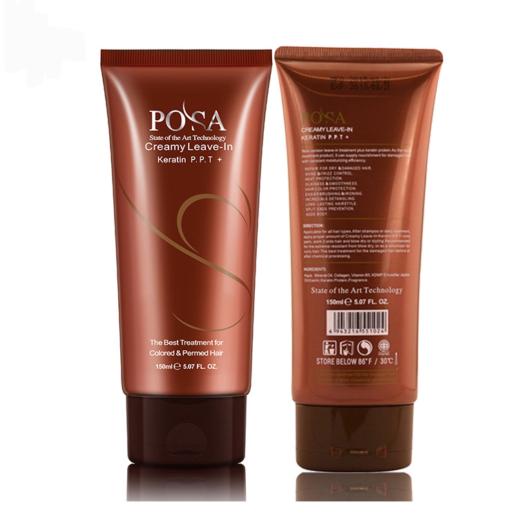 Posa Creamy Leave in Keratin PPT - 150ml